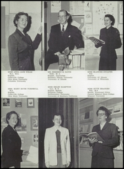 Page 12, 1955 Edition, Salem Community High School - Salemarion Yearbook (Salem, IL) online yearbook collection