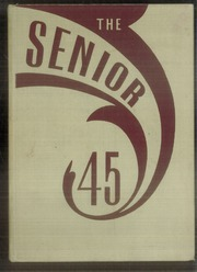 Page 1, 1945 Edition, Ottawa Township High School - Senior Yearbook (Ottawa, IL) online yearbook collection