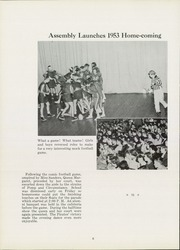 Page 10, 1953 Edition, Ottawa Township High School - Senior Yearbook (Ottawa, IL) online yearbook collection