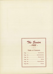 Page 4, 1953 Edition, Ottawa Township High School - Senior Yearbook (Ottawa, IL) online yearbook collection