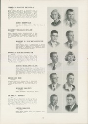 Page 17, 1954 Edition, Ottawa Township High School - Senior Yearbook (Ottawa, IL) online yearbook collection