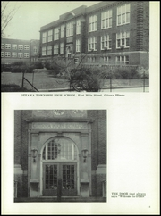 Page 14, 1957 Edition, Ottawa Township High School - Senior Yearbook (Ottawa, IL) online yearbook collection