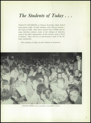 Page 8, 1957 Edition, Ottawa Township High School - Senior Yearbook (Ottawa, IL) online yearbook collection