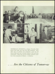 Page 9, 1957 Edition, Ottawa Township High School - Senior Yearbook (Ottawa, IL) online yearbook collection