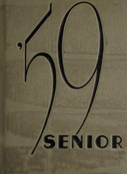 1959 Edition, Ottawa Township High School - Senior Yearbook (Ottawa, IL)