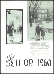 Page 8, 1960 Edition, Ottawa Township High School - Senior Yearbook (Ottawa, IL) online yearbook collection