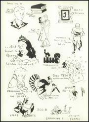 Page 50, 1952 Edition, Jersey Community High School - J Yearbook (Jerseyville, IL) online yearbook collection
