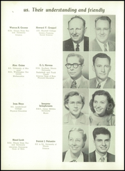 Page 56, 1952 Edition, Jersey Community High School - J Yearbook (Jerseyville, IL) online yearbook collection
