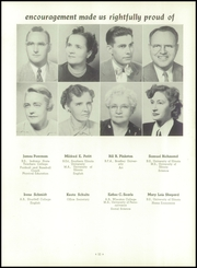 Page 57, 1952 Edition, Jersey Community High School - J Yearbook (Jerseyville, IL) online yearbook collection