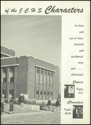 Page 7, 1952 Edition, Jersey Community High School - J Yearbook (Jerseyville, IL) online yearbook collection