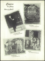 Page 9, 1952 Edition, Jersey Community High School - J Yearbook (Jerseyville, IL) online yearbook collection