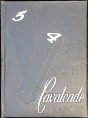 Page 1, 1954 Edition, Rock Falls High School - Cavalcade Yearbook (Rock Falls, IL) online yearbook collection