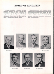 Page 12, 1954 Edition, Rock Falls High School - Cavalcade Yearbook (Rock Falls, IL) online yearbook collection