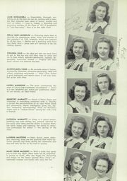 Page 15, 1942 Edition, Notre Dame High School - Window Yearbook (Chicago, IL) online yearbook collection