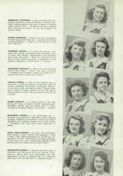 Page 17, 1942 Edition, Notre Dame High School - Window Yearbook (Chicago, IL) online yearbook collection
