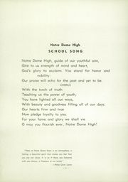 Page 8, 1942 Edition, Notre Dame High School - Window Yearbook (Chicago, IL) online yearbook collection