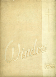 1956 Edition, Notre Dame High School - Window Yearbook (Chicago, IL)