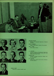 Page 11, 1954 Edition, Luther North High School - Log Yearbook (Chicago, IL) online yearbook collection