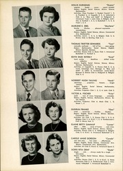 Page 16, 1954 Edition, Luther North High School - Log Yearbook (Chicago, IL) online yearbook collection