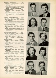 Page 17, 1954 Edition, Luther North High School - Log Yearbook (Chicago, IL) online yearbook collection