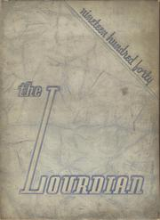 1940 Edition, Lourdes High School - Lourdian Yearbook (Chicago, IL)