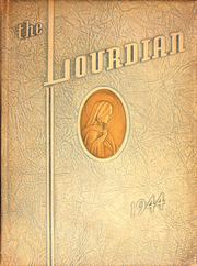 1944 Edition, Lourdes High School - Lourdian Yearbook (Chicago, IL)