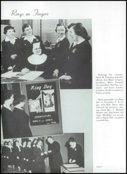 Page 12, 1956 Edition, Lourdes High School - Lourdian Yearbook (Chicago, IL) online yearbook collection
