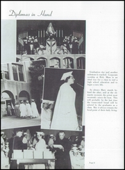 Page 13, 1956 Edition, Lourdes High School - Lourdian Yearbook (Chicago, IL) online yearbook collection