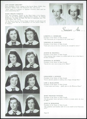 Page 16, 1956 Edition, Lourdes High School - Lourdian Yearbook (Chicago, IL) online yearbook collection