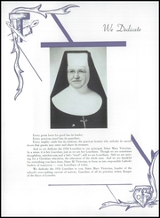 Page 8, 1956 Edition, Lourdes High School - Lourdian Yearbook (Chicago, IL) online yearbook collection