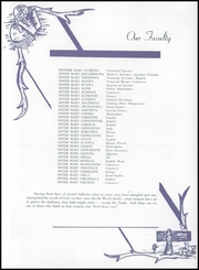 Page 9, 1956 Edition, Lourdes High School - Lourdian Yearbook (Chicago, IL) online yearbook collection