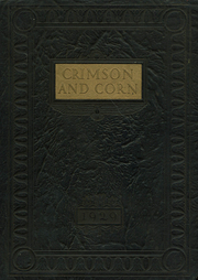Page 1, 1929 Edition, Murphysboro High School - Crimson and Corn Yearbook (Murphysboro, IL) online yearbook collection