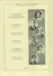 Page 15, 1929 Edition, Murphysboro High School - Crimson and Corn Yearbook (Murphysboro, IL) online yearbook collection