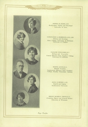 Page 16, 1929 Edition, Murphysboro High School - Crimson and Corn Yearbook (Murphysboro, IL) online yearbook collection