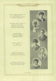 Page 17, 1929 Edition, Murphysboro High School - Crimson and Corn Yearbook (Murphysboro, IL) online yearbook collection
