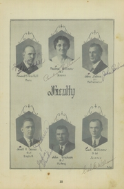 Page 15, 1935 Edition, Murphysboro High School - Crimson and Corn Yearbook (Murphysboro, IL) online yearbook collection