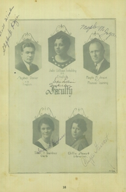Page 16, 1935 Edition, Murphysboro High School - Crimson and Corn Yearbook (Murphysboro, IL) online yearbook collection