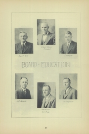 Page 11, 1936 Edition, Murphysboro High School - Crimson and Corn Yearbook (Murphysboro, IL) online yearbook collection