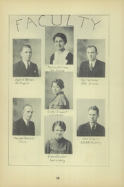 Page 16, 1936 Edition, Murphysboro High School - Crimson and Corn Yearbook (Murphysboro, IL) online yearbook collection