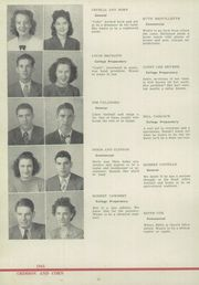 Page 16, 1945 Edition, Murphysboro High School - Crimson and Corn Yearbook (Murphysboro, IL) online yearbook collection