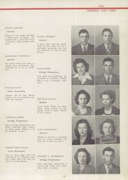 Page 17, 1945 Edition, Murphysboro High School - Crimson and Corn Yearbook (Murphysboro, IL) online yearbook collection