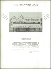 Page 8, 1958 Edition, Murphysboro High School - Crimson and Corn Yearbook (Murphysboro, IL) online yearbook collection