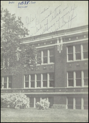 Page 3, 1945 Edition, Herrin High School - Tatler Yearbook (Herrin, IL) online yearbook collection
