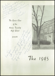 Page 6, 1945 Edition, Herrin High School - Tatler Yearbook (Herrin, IL) online yearbook collection