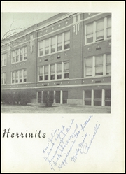 Page 7, 1945 Edition, Herrin High School - Tatler Yearbook (Herrin, IL) online yearbook collection