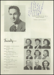 Page 16, 1946 Edition, Herrin High School - Tatler Yearbook (Herrin, IL) online yearbook collection