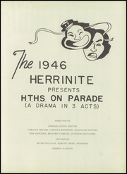 Page 5, 1946 Edition, Herrin High School - Tatler Yearbook (Herrin, IL) online yearbook collection