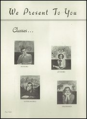 Page 12, 1947 Edition, Herrin High School - Tatler Yearbook (Herrin, IL) online yearbook collection
