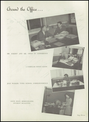 Page 15, 1947 Edition, Herrin High School - Tatler Yearbook (Herrin, IL) online yearbook collection