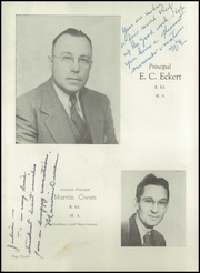 Page 16, 1947 Edition, Herrin High School - Tatler Yearbook (Herrin, IL) online yearbook collection